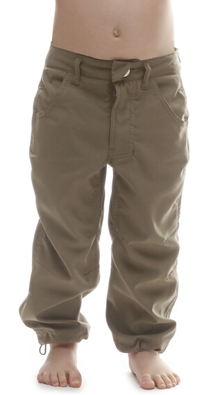 Houdini Kids Thrill Pants Cheroot Brown
